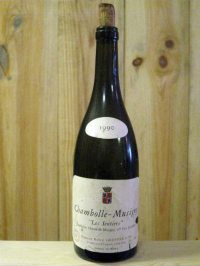 Chambolle Musigny Les Sentiers 1990 Domaine Robert Groffier Morey Saint Denis
